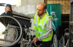 Syrian Injured Hope Aid