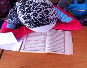 Holy Qur'an Fest at School