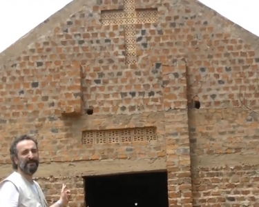 Building Churches into the Muslim villages in Africa