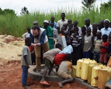 Let's work Together against thirst in Africa