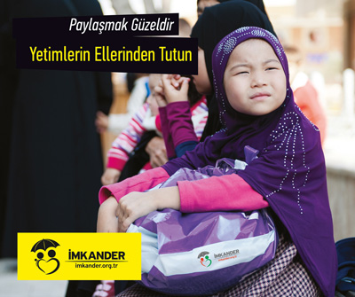 Give a Hand to Orphans - Brochures